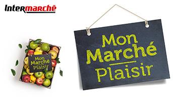Logo Mon Marché plaisir