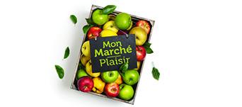 Pommes Mon Marché Plaisir