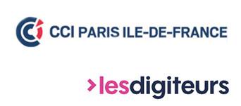 visuel Actualité -Communiqué de presse CCI Paris ile de France - 2ème édition du mois du numérique Juin 2018