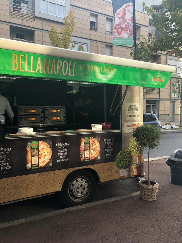 Buitoni Food Truck- Bella-Napoli-Pizza-Dossier de presse - Novembre 2018-Visuel2