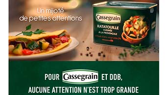 Communiqué de presse CASSEGRAIN - Avril 2019 - Copy TV DDB
