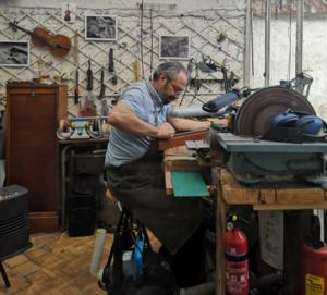 Sur la route de l'artisanat - épisode 1- Archetier