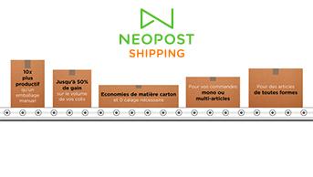 Neopost Shipping octobre 2017 - CVP500