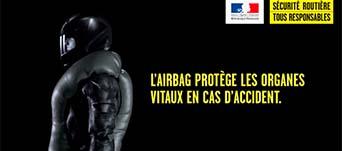 SécuritéRoutière- AirbagMoto-Avril2019